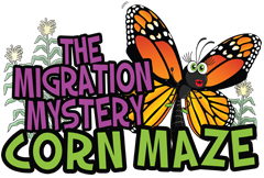 The Migration Mystery Corn Maze